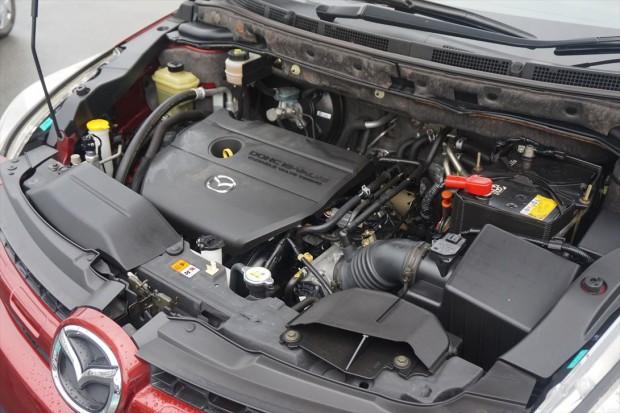 トルクも強力で扱いやすいエンジン