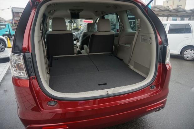 サードシート両側格納時