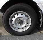 タイヤ4本新品交換済み