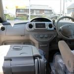 車内食や事務処理に便利なテーブル機能