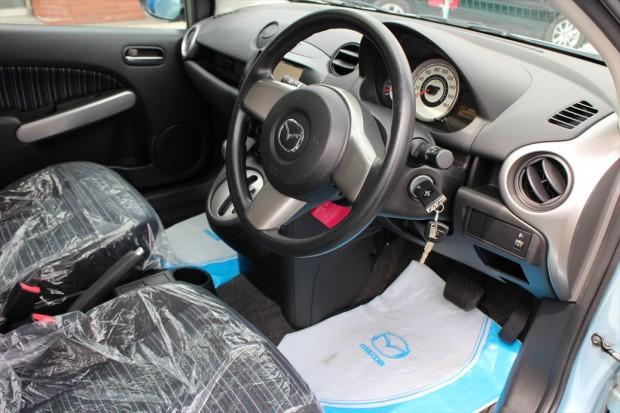 清潔な室内で快適ドライブを!!