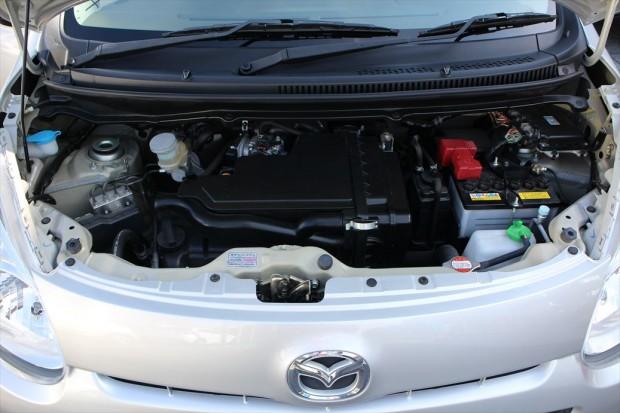 整備の行き届いたエンジン、絶好調