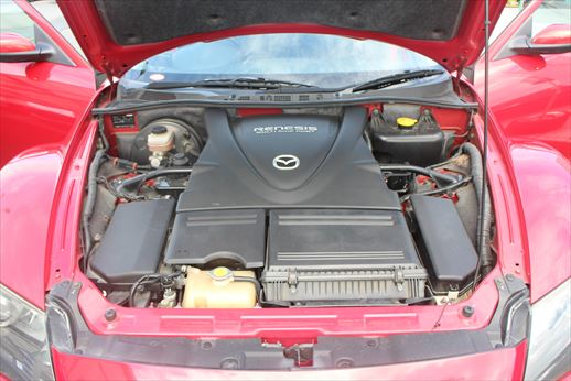 自然吸気でサウンド抜群のレネシスロータリーエンジン