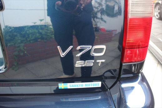 根強い人気のV70